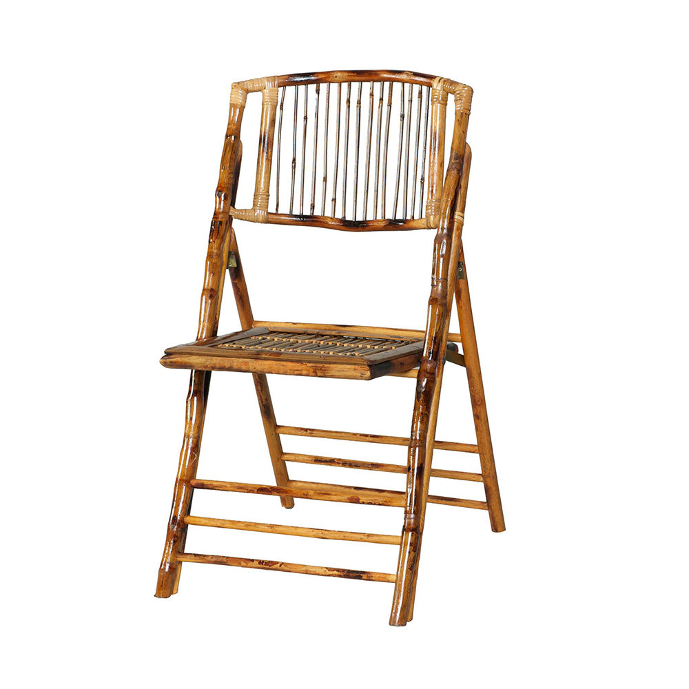 Merveilleux Bamboo Folding Chair