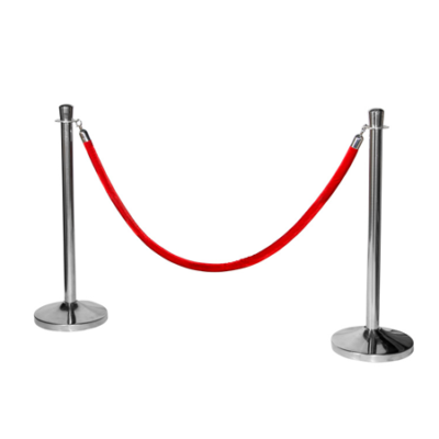 stanchion-chrome-red-rope